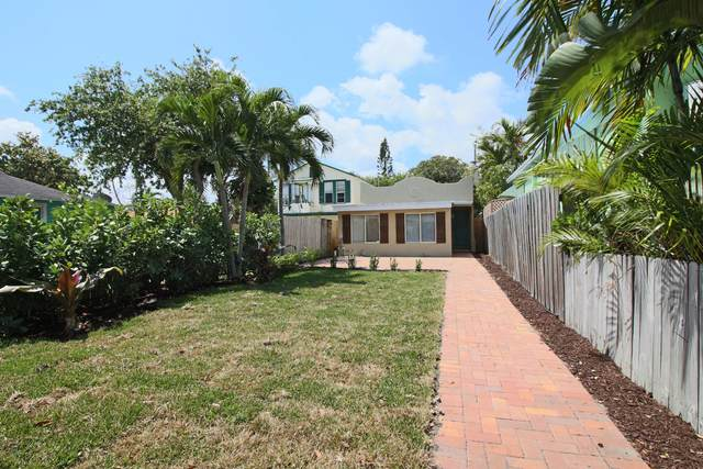 227 N M Street, Lake Worth Beach, FL 33460 (#RX-10613123) :: Ryan Jennings Group