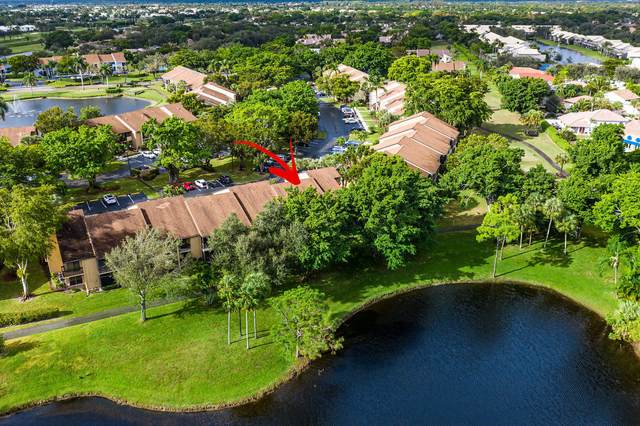 5087 Oakhill Lane #325, Delray Beach, FL 33484 (#RX-10613125) :: Ryan Jennings Group