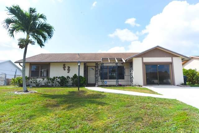 4318 Mediterranean Road, Lake Worth, FL 33461 (#RX-10613155) :: Ryan Jennings Group