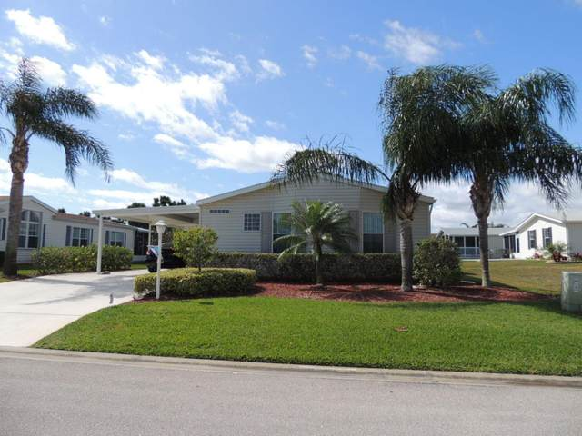 3605 Red Tailed Hawk Drive, Port Saint Lucie, FL 34952 (MLS #RX-10613179) :: Elite Properties and Investments