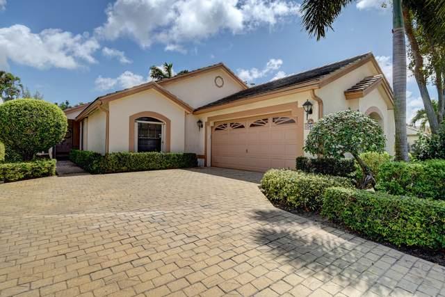 10460 Lexington Lakes Circle S, Boynton Beach, FL 33436 (MLS #RX-10613192) :: Lucido Global