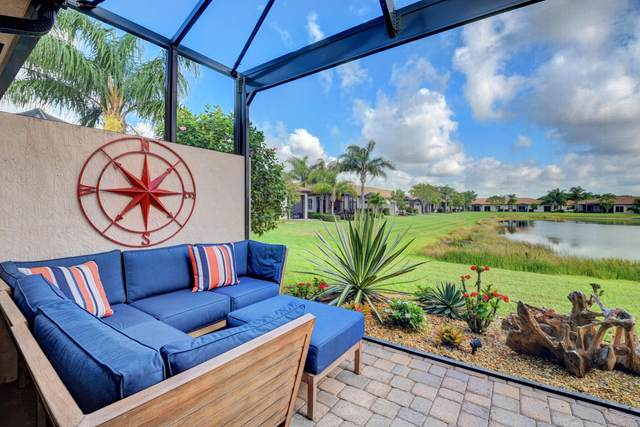 14604 Barletta Way, Delray Beach, FL 33446 (MLS #RX-10613213) :: The Paiz Group