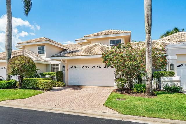 5150 Windsor Parke Drive, Boca Raton, FL 33496 (MLS #RX-10613228) :: Berkshire Hathaway HomeServices EWM Realty