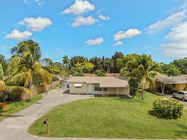 938 Belmont Drive, West Palm Beach, FL 33415 (#RX-10613245) :: Ryan Jennings Group