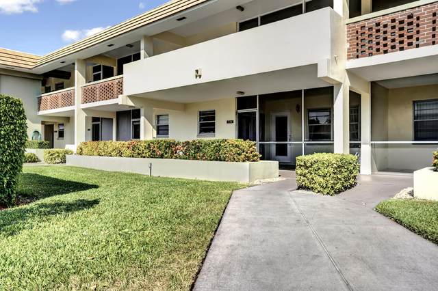 1340 NE 28th Avenue #134, Pompano Beach, FL 33062 (#RX-10613264) :: Ryan Jennings Group