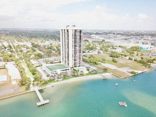 5600 N Flagler Drive #2403, West Palm Beach, FL 33407 (#RX-10613295) :: Ryan Jennings Group