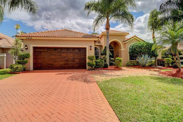 21420 Gosier Way, Boca Raton, FL 33428 (#RX-10613324) :: Ryan Jennings Group