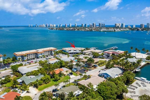 371 Wilma Circle #2, Riviera Beach, FL 33404 (#RX-10613357) :: Ryan Jennings Group