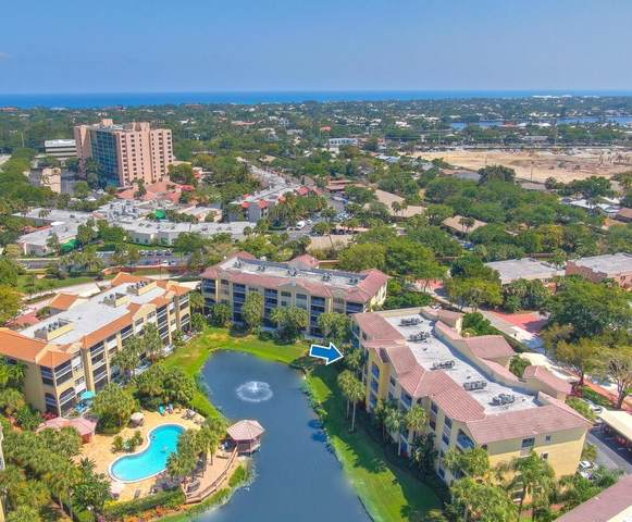 500 Uno Lago Drive #105, Juno Beach, FL 33408 (#RX-10613364) :: Ryan Jennings Group