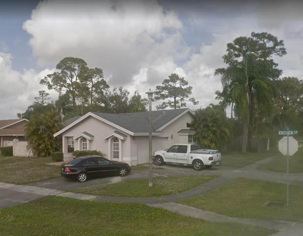 13783 Exotica Lane, Wellington, FL 33414 (#RX-10613367) :: Treasure Property Group