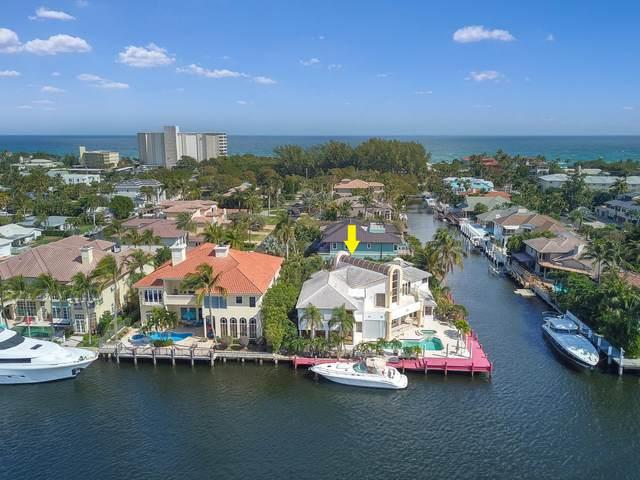 1004 Rhodes Villa Avenue, Delray Beach, FL 33483 (MLS #RX-10613518) :: Berkshire Hathaway HomeServices EWM Realty