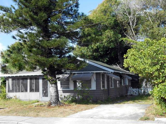 527 S L Street, Lake Worth Beach, FL 33460 (#RX-10613520) :: Ryan Jennings Group