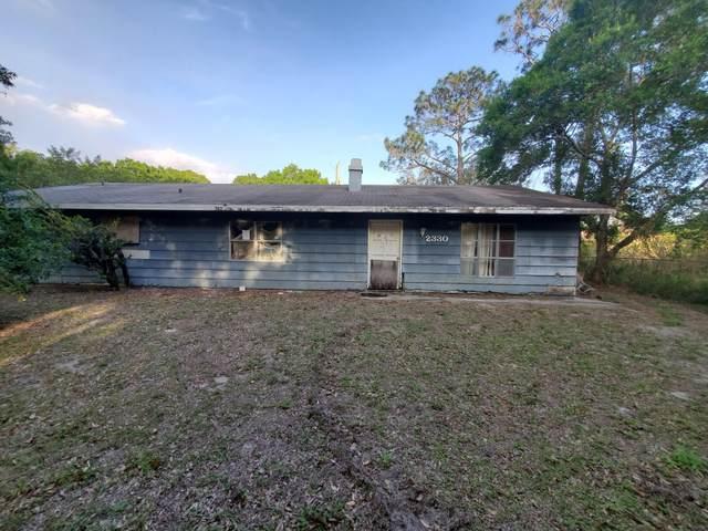 2330 89th Avenue, Vero Beach, FL 32966 (#RX-10613521) :: The Reynolds Team/ONE Sotheby's International Realty