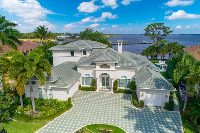 226 SW Palm Cove Drive, Palm City, FL 34990 (#RX-10613549) :: Ryan Jennings Group