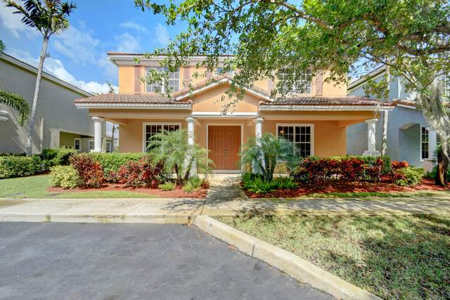 1443 W Bexley Park Drive, Delray Beach, FL 33445 (#RX-10613586) :: Real Estate Authority