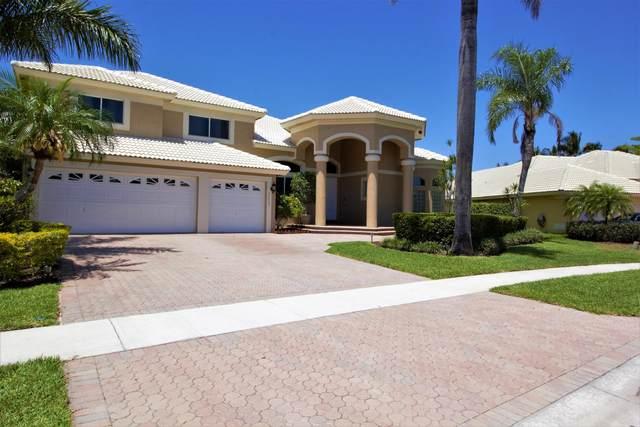 20039 Ocean Key Drive, Boca Raton, FL 33498 (#RX-10613611) :: Ryan Jennings Group