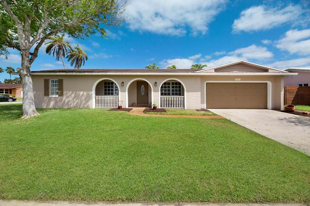 4161 NW 9th Court, Coconut Creek, FL 33066 (#RX-10613639) :: Realty100