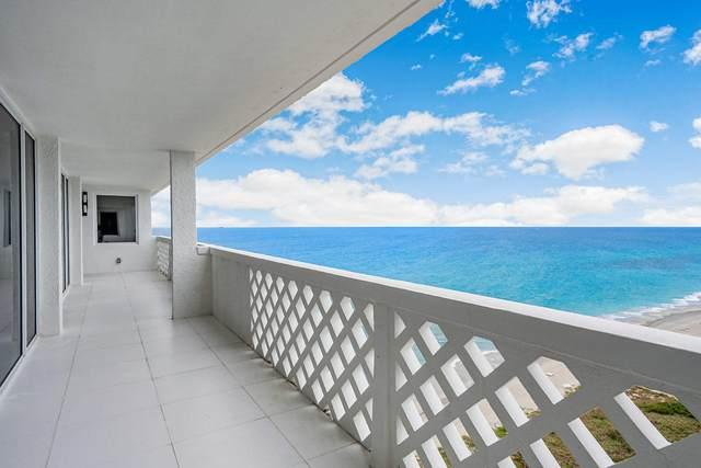 1200 S Ocean Boulevard Penthouse B & C, Boca Raton, FL 33432 (#RX-10613640) :: Realty100