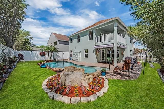 103 Country Club Way, Royal Palm Beach, FL 33411 (#RX-10613665) :: Ryan Jennings Group