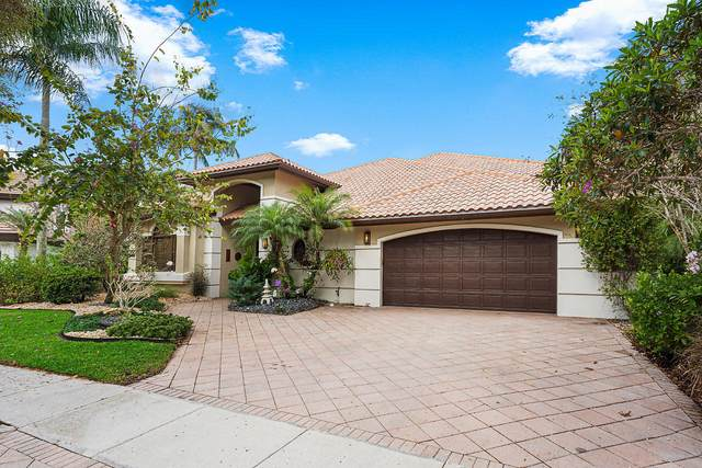 6013 NW 31st Terrace, Boca Raton, FL 33496 (#RX-10613669) :: Ryan Jennings Group