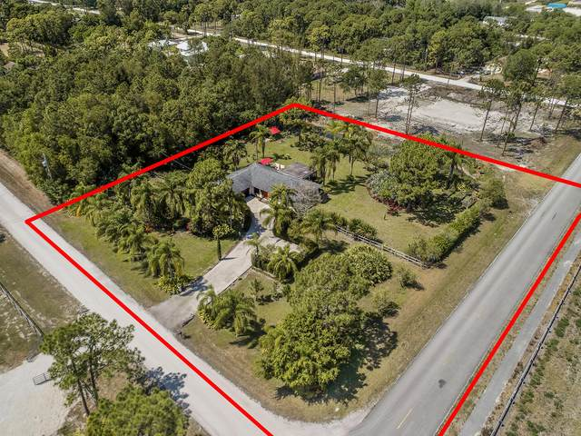 17035 N 47th Court, Loxahatchee, FL 33470 (#RX-10613671) :: Treasure Property Group