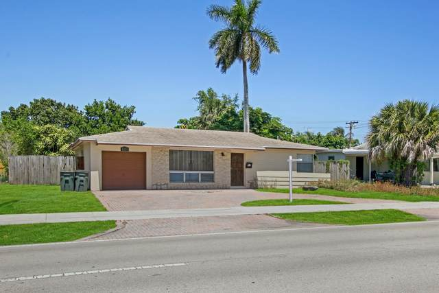 1221 W Camino Real, Boca Raton, FL 33486 (#RX-10613693) :: Ryan Jennings Group