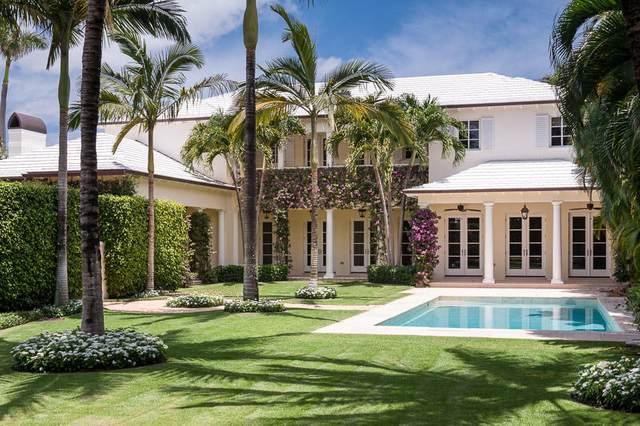 201 Via Linda, Palm Beach, FL 33480 (MLS #RX-10613798) :: Castelli Real Estate Services
