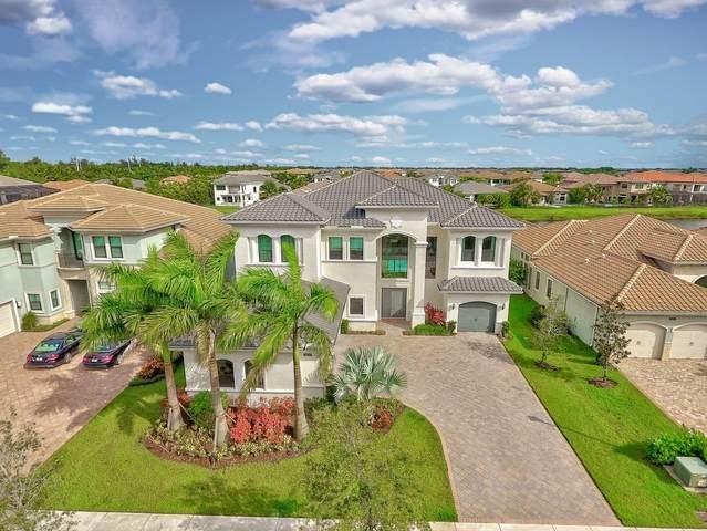 16812 Strasbourg Lane, Delray Beach, FL 33446 (#RX-10613806) :: Ryan Jennings Group