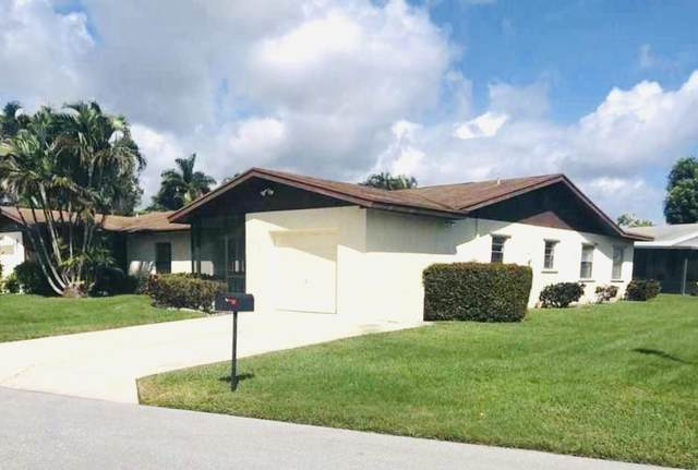6372 Lasalle Road #6372, Delray Beach, FL 33484 (#RX-10613825) :: Ryan Jennings Group