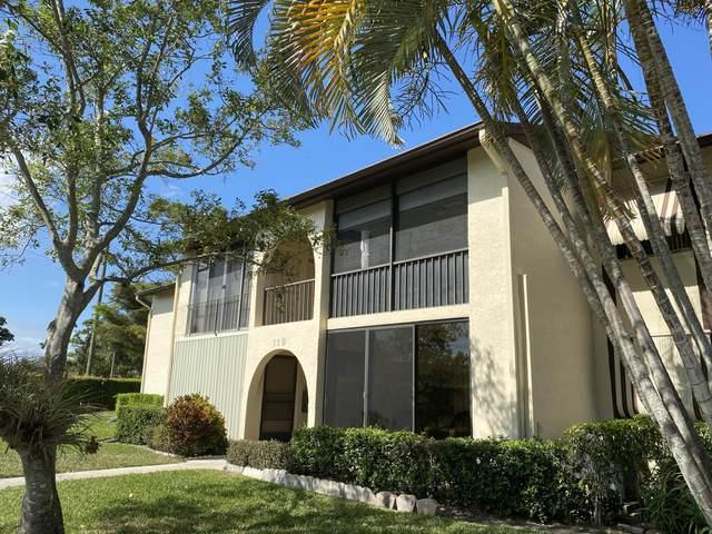 119 Lake Pine Circle A-2, Greenacres, FL 33463 (#RX-10613886) :: Ryan Jennings Group
