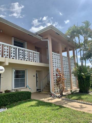 1621 NW 20th Avenue #204, Delray Beach, FL 33445 (#RX-10613914) :: Treasure Property Group