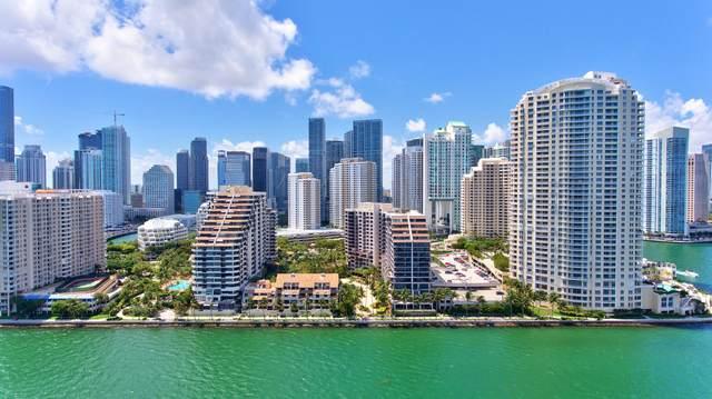 540 Brickell Key Drive #1622, Miami, FL 33131 (#RX-10613922) :: Posh Properties