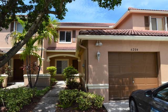 6204 Sandy Bank Terrace, Riviera Beach, FL 33407 (#RX-10613945) :: Ryan Jennings Group
