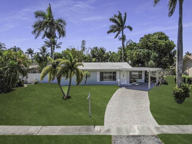 920 SE 15th Street, Deerfield Beach, FL 33441 (#RX-10613974) :: Ryan Jennings Group