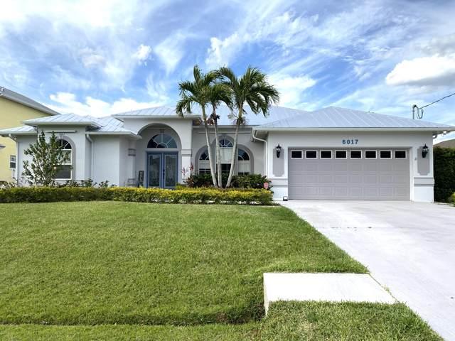 6017 NW Winfield Drive, Port Saint Lucie, FL 34986 (#RX-10613998) :: Ryan Jennings Group