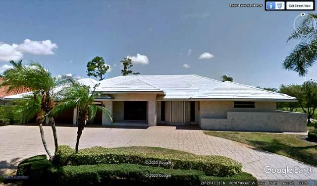 4567 S Lake Drive, Boynton Beach, FL 33436 (#RX-10614049) :: Real Estate Authority