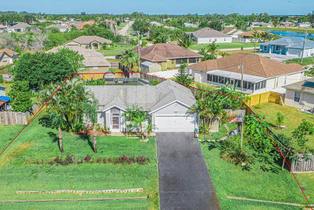 1912 SW Saga Street, Port Saint Lucie, FL 34987 (#RX-10614076) :: Treasure Property Group