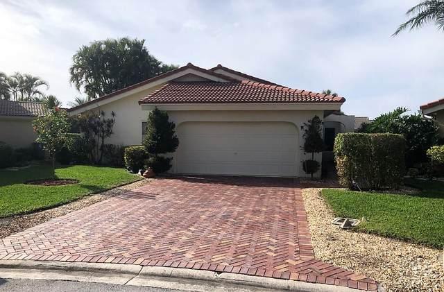 5529 Lakeview Mews Terrace, Boynton Beach, FL 33437 (#RX-10614080) :: Treasure Property Group