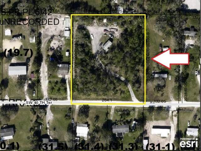 7441 SW 40th Terrace, Palm City, FL 34990 (#RX-10614081) :: Ryan Jennings Group