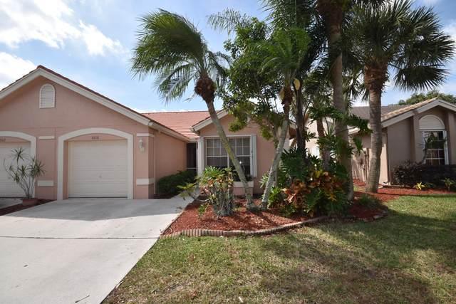 6616 Marissa Circle, Lake Worth, FL 33467 (#RX-10614124) :: Ryan Jennings Group