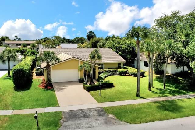 4508 White Cedar Lane, Delray Beach, FL 33445 (#RX-10614150) :: Ryan Jennings Group