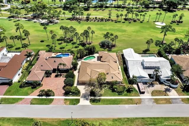 4760 Cherry Laurel Lane, Delray Beach, FL 33445 (#RX-10614152) :: Ryan Jennings Group