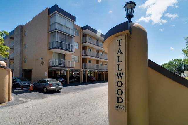 1600 Tallwood Avenue #305, Hollywood, FL 33021 (#RX-10614173) :: Ryan Jennings Group