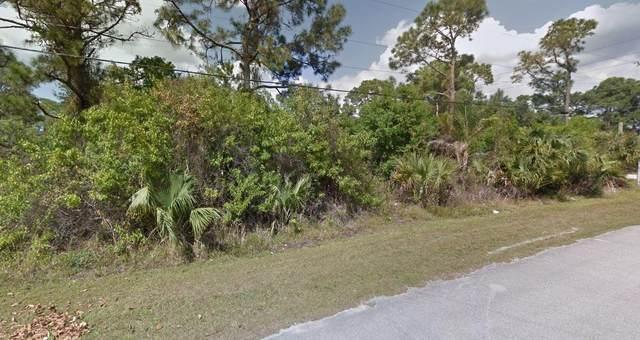 2862 SW West Louise Circle, Port Saint Lucie, FL 34953 (#RX-10614176) :: Ryan Jennings Group