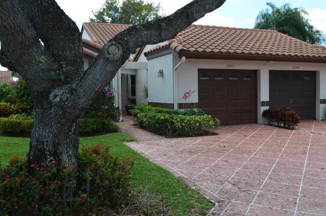 6403 Pointe Pleasant Circle, Delray Beach, FL 33484 (#RX-10614210) :: Ryan Jennings Group