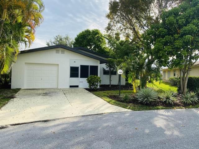 3846 Rowena Circle, West Palm Beach, FL 33417 (#RX-10614225) :: Ryan Jennings Group