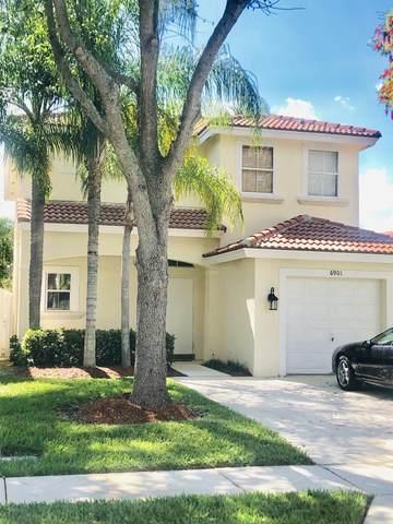 6901 Turtle Bay Terrace Terrace, Lake Worth, FL 33463 (#RX-10614234) :: Ryan Jennings Group