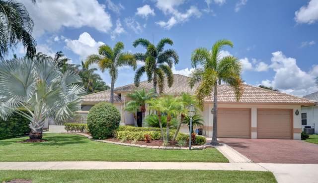 12837 Calais Circle, West Palm Beach, FL 33410 (#RX-10614257) :: Ryan Jennings Group