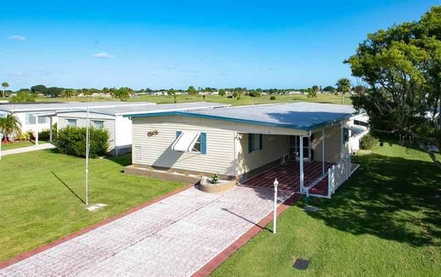 1148 Barefoot Circle, Barefoot Bay, FL 32976 (MLS #RX-10614264) :: Berkshire Hathaway HomeServices EWM Realty