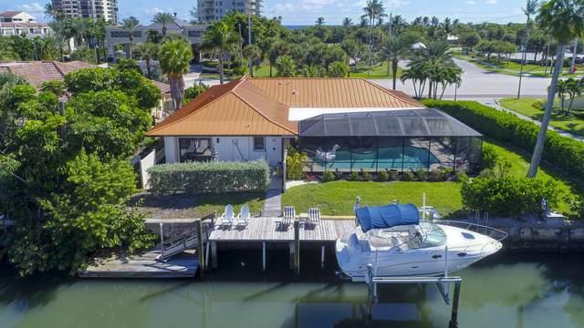 3901 N Ocean Drive, Singer Island, FL 33404 (#RX-10614291) :: Ryan Jennings Group